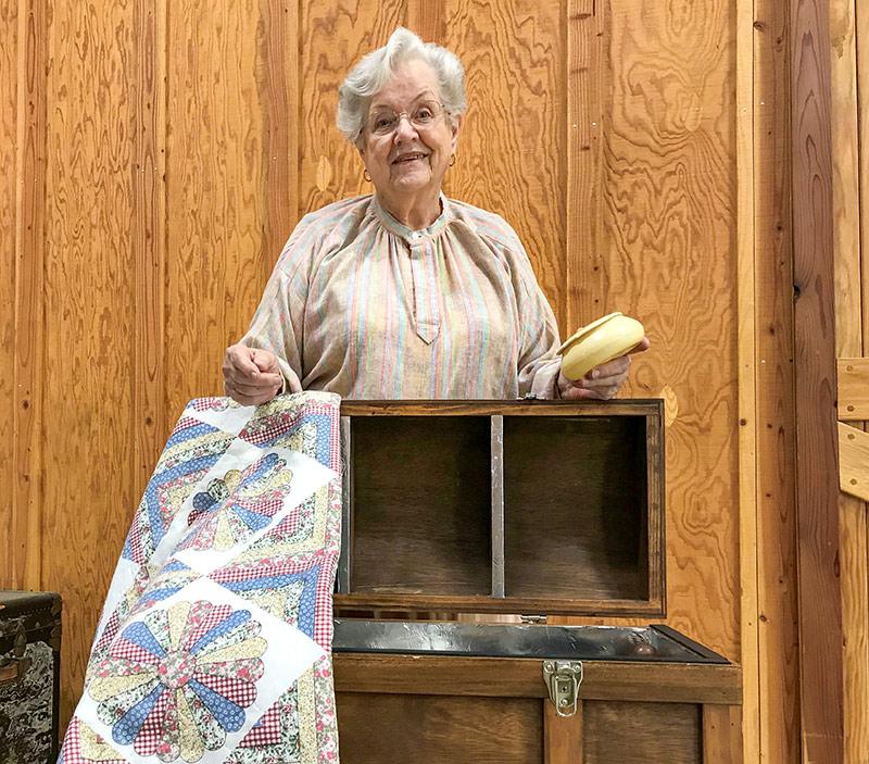 Grandmother's Trunk