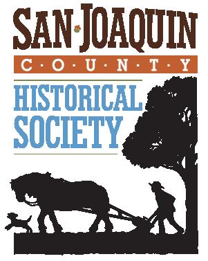 San Joaquin County Historical Society Logo